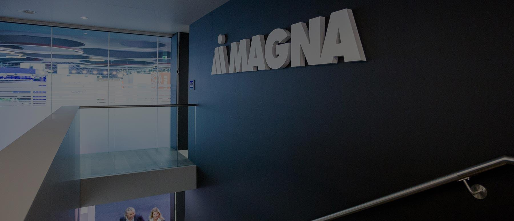 News Release Magna Exteriors And Interiors Celebrates